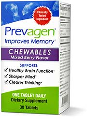 Prevagen Regular Strength Chewables