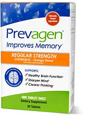 Prevagen Orange Chewables